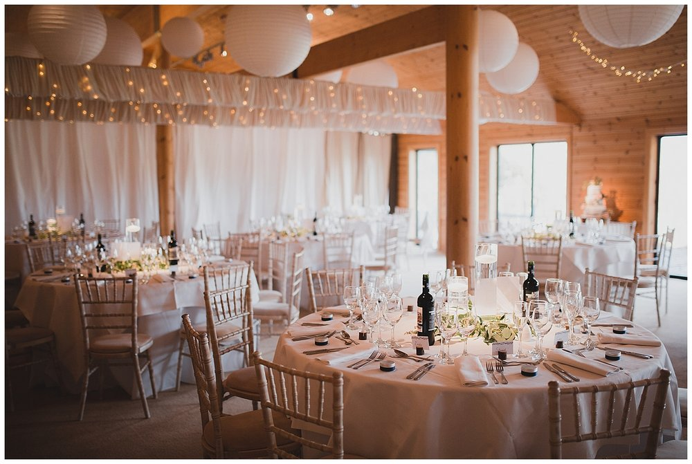 Stayl Lodge winter wedding
