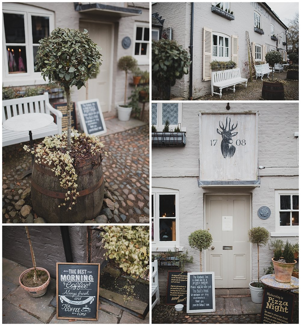 Quirky, unique pub with rooms and wedding venue in Mobberley, Cheshire.