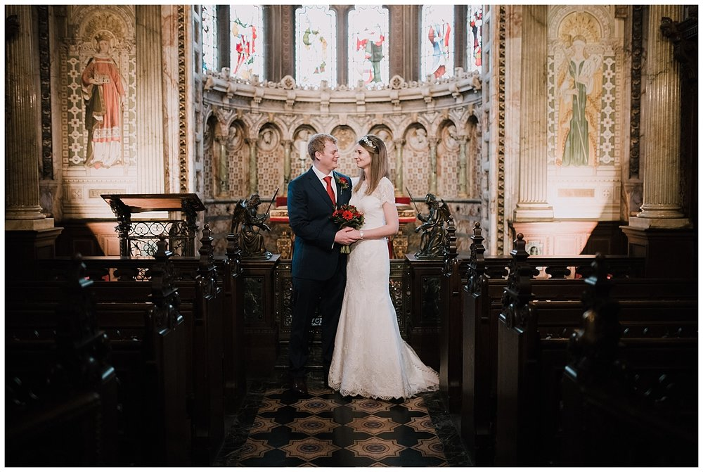 A stunningly grand Cheshire hotel wedding venue with beautiful ornate chapel and lots of indoor and outdoor space.