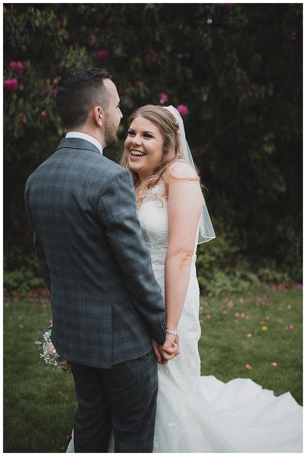 Keele Hall wedding photography.