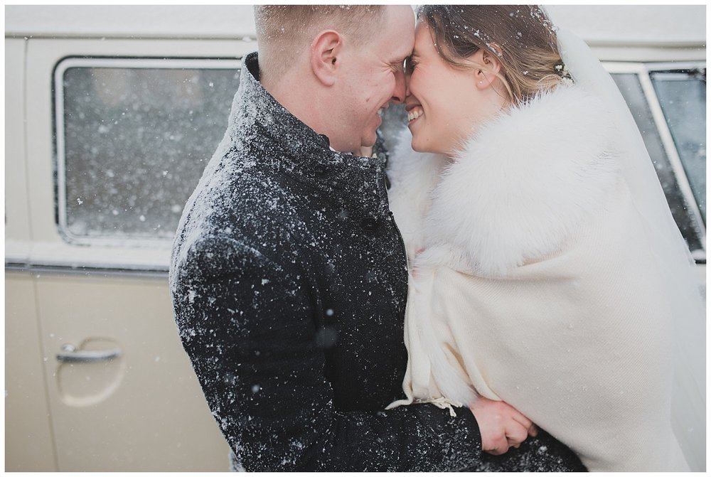 5 tips for winter weddings in the UK. Advice from a Cheshire based wedding photographer.
