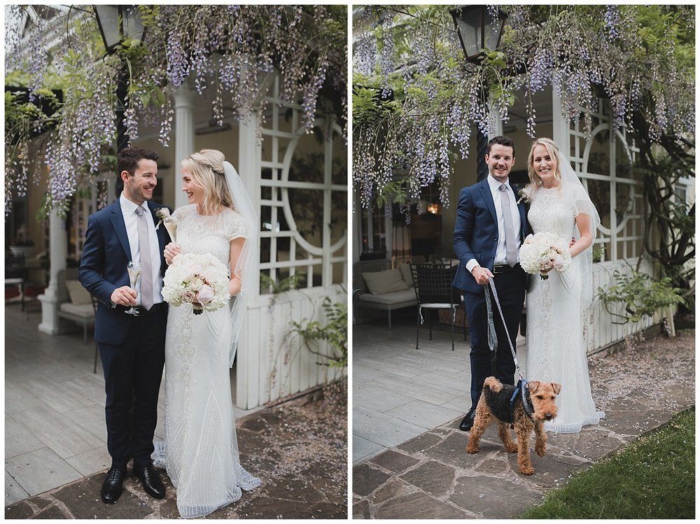 Morilee for this gorgeous Cheshire bride.