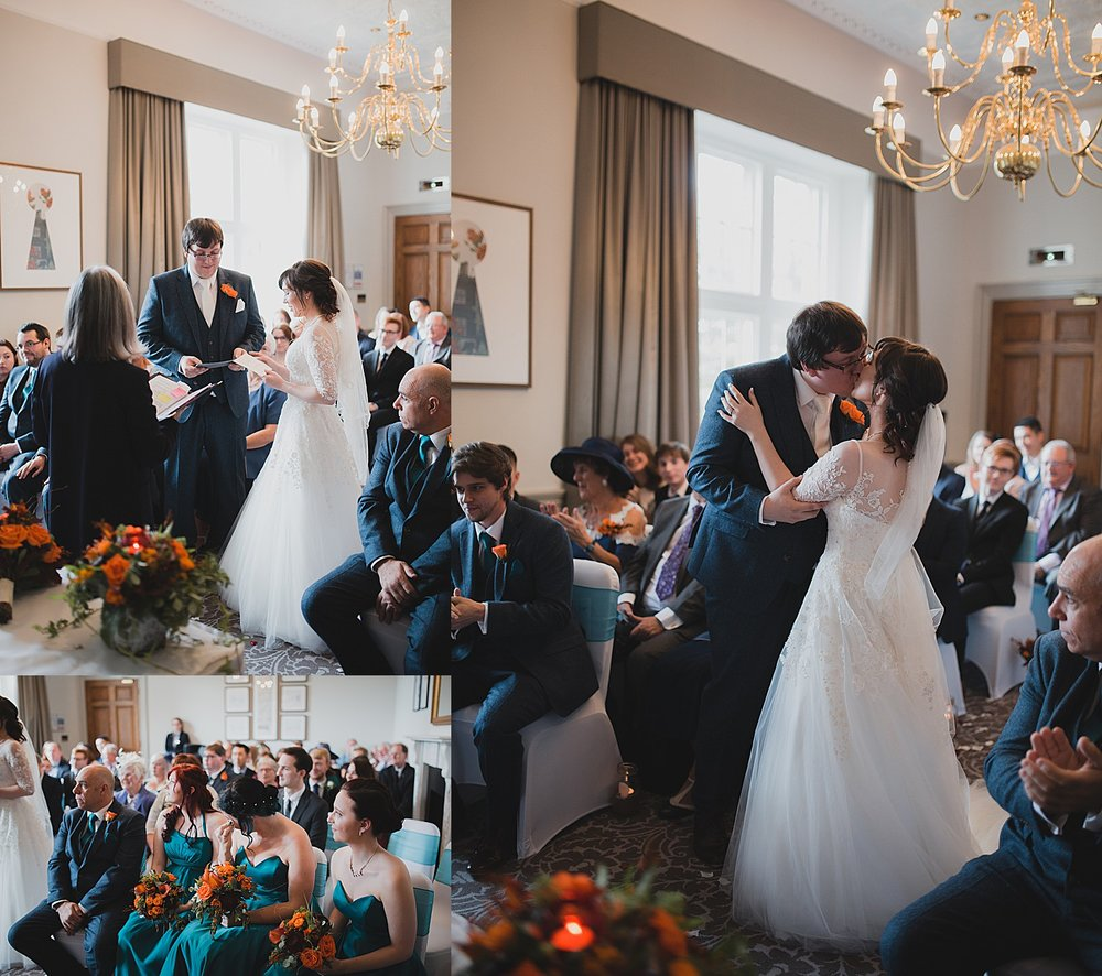 Cranage Hall wedding photographer