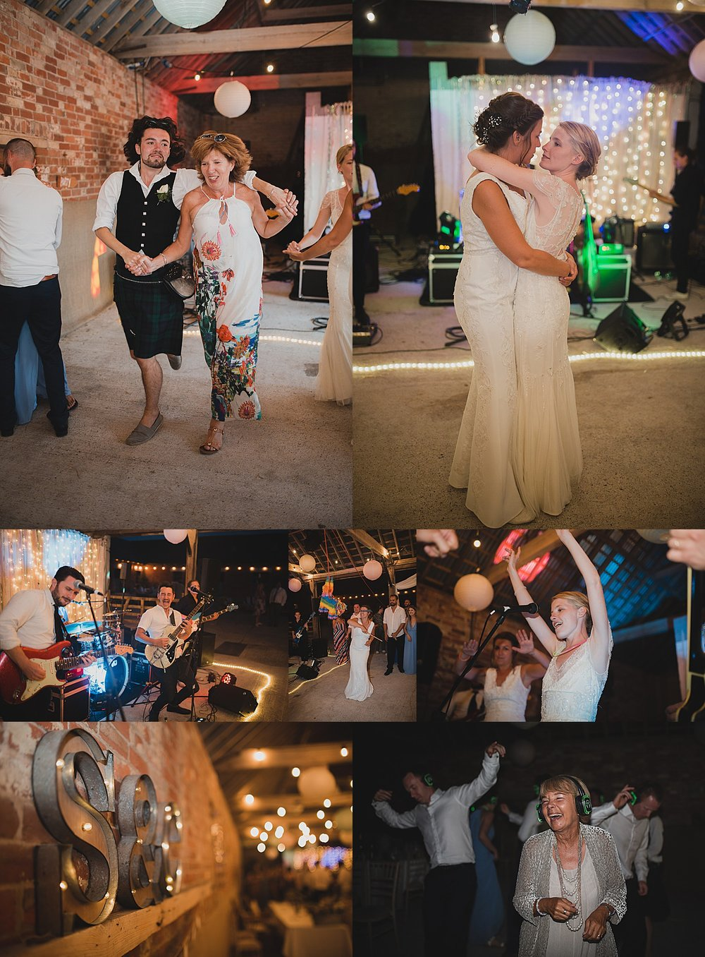 Warborne Farm wedding photographer