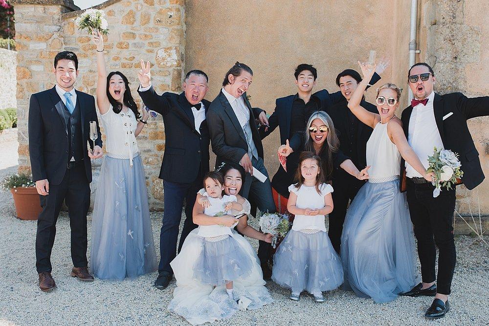 How to avoid family wedding dramas