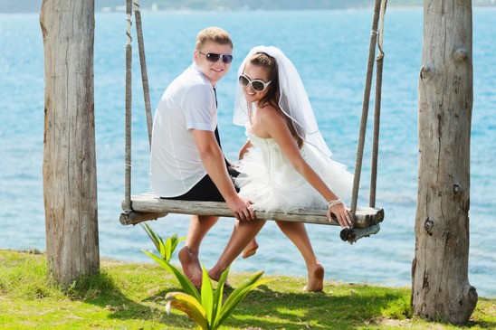 Island Destination Wedding