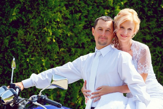 Motorcycle Weddings