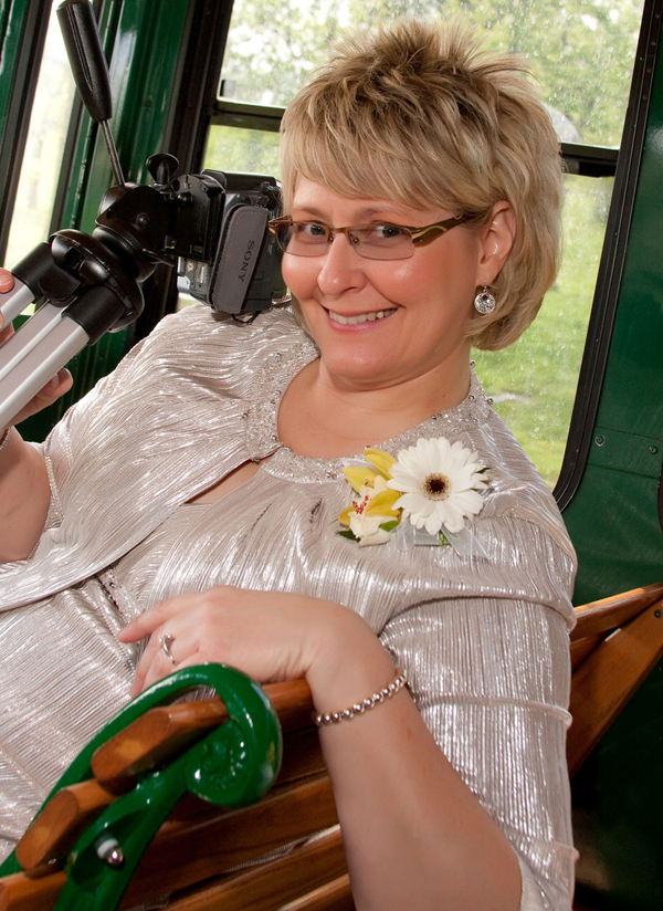 Nancy Kerr, Founder of KC WEDDINGS 2 GO
