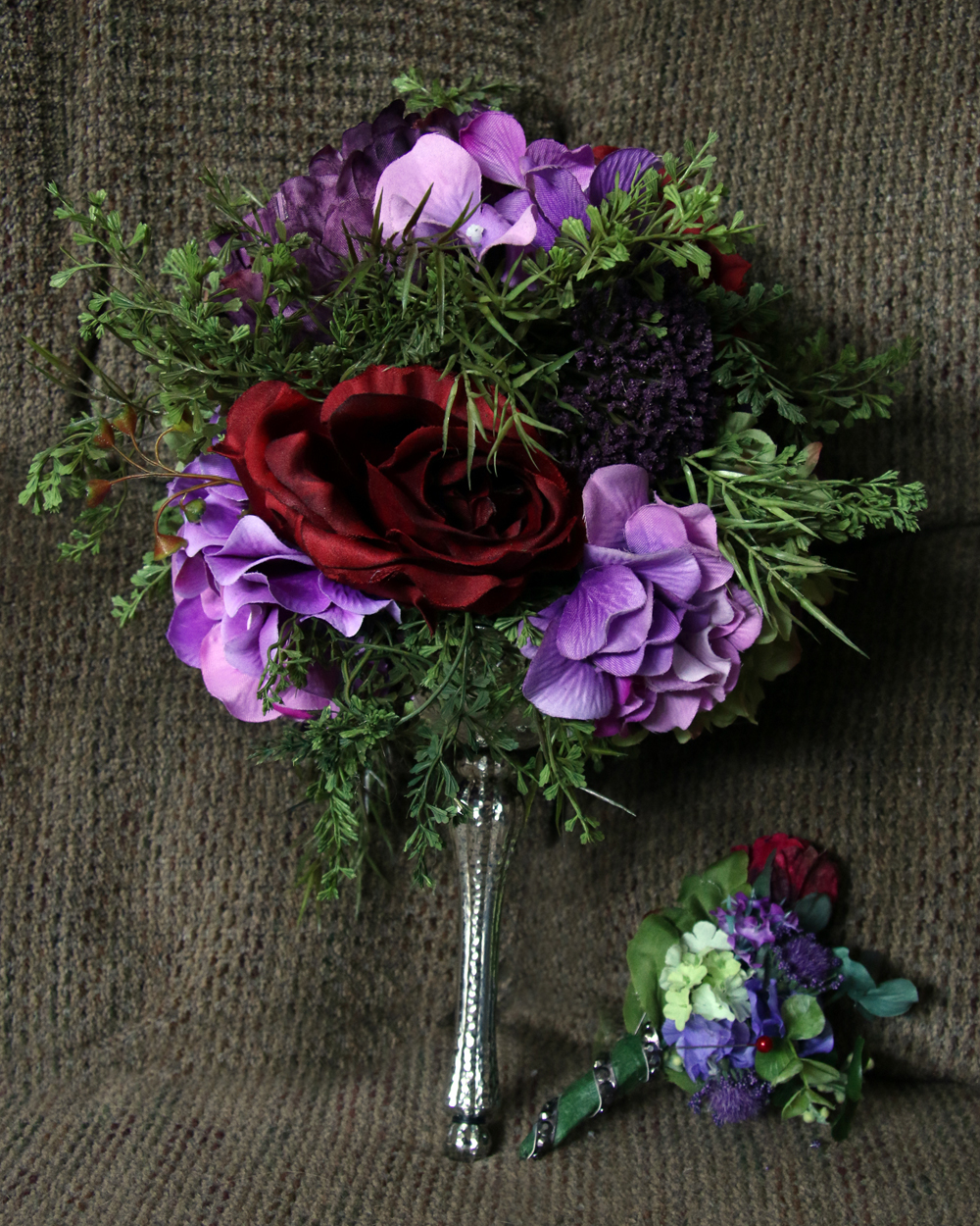 purple.pink.red.bouquets.kcweddings2go