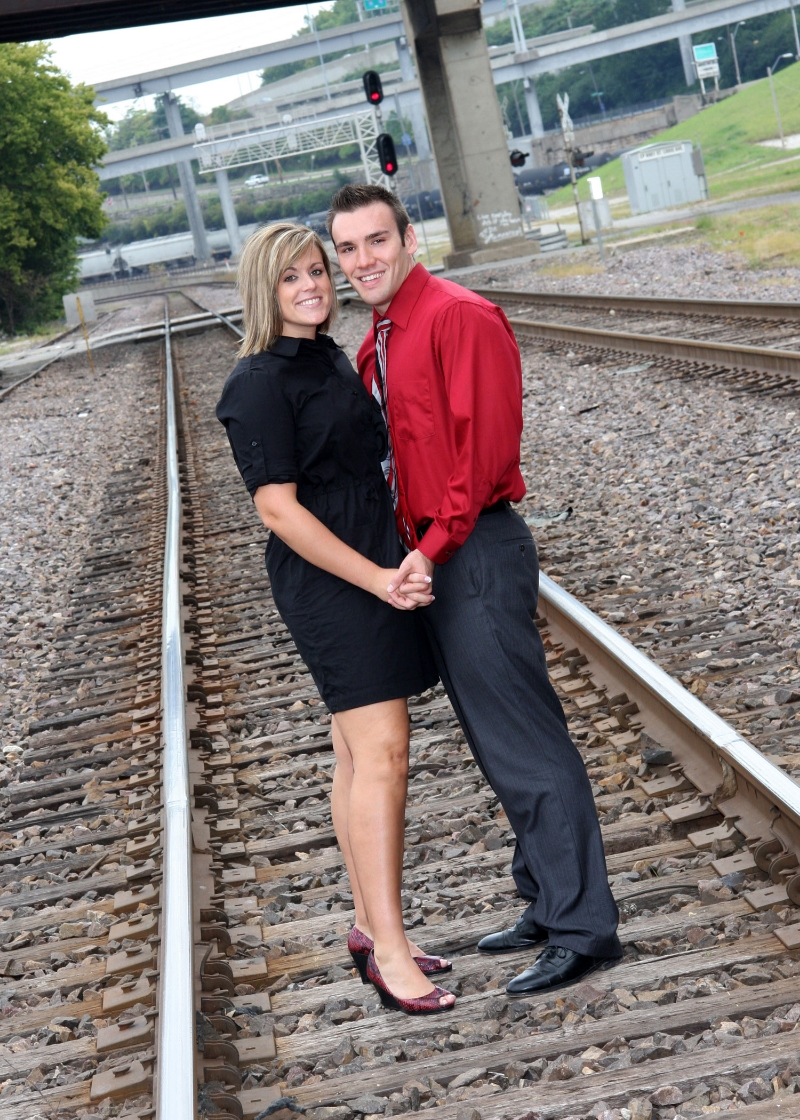 Railroad Weddings