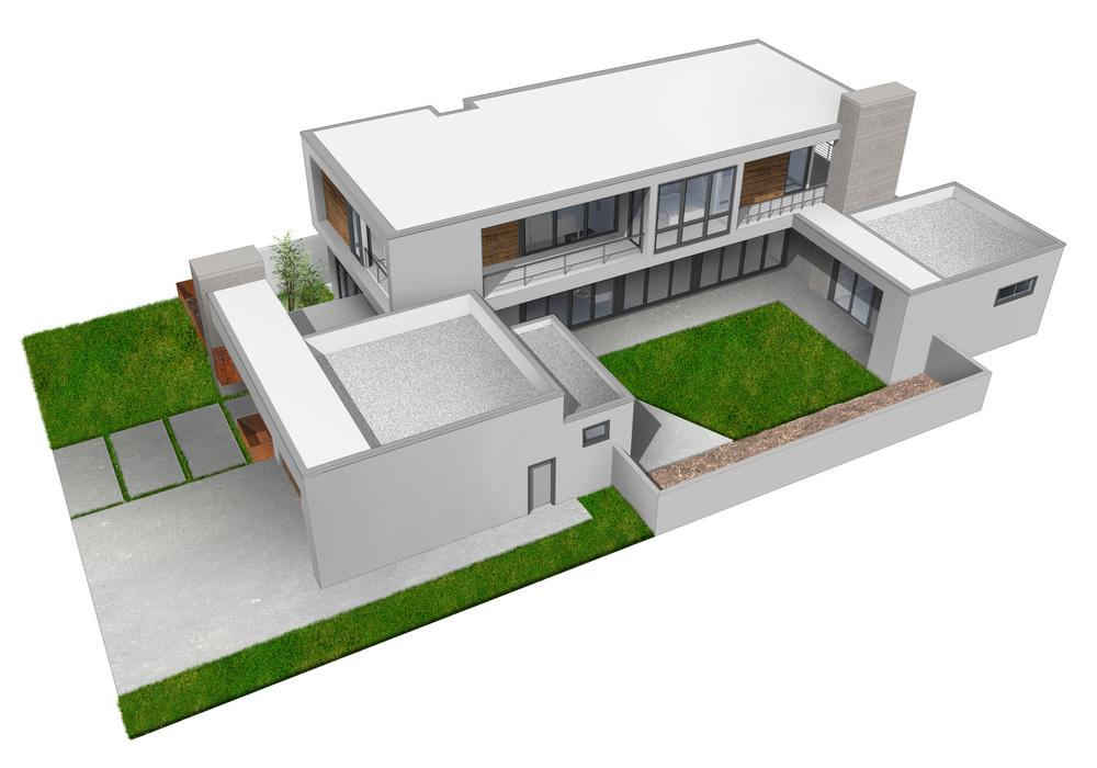 Lake Sue Courtyard Concept