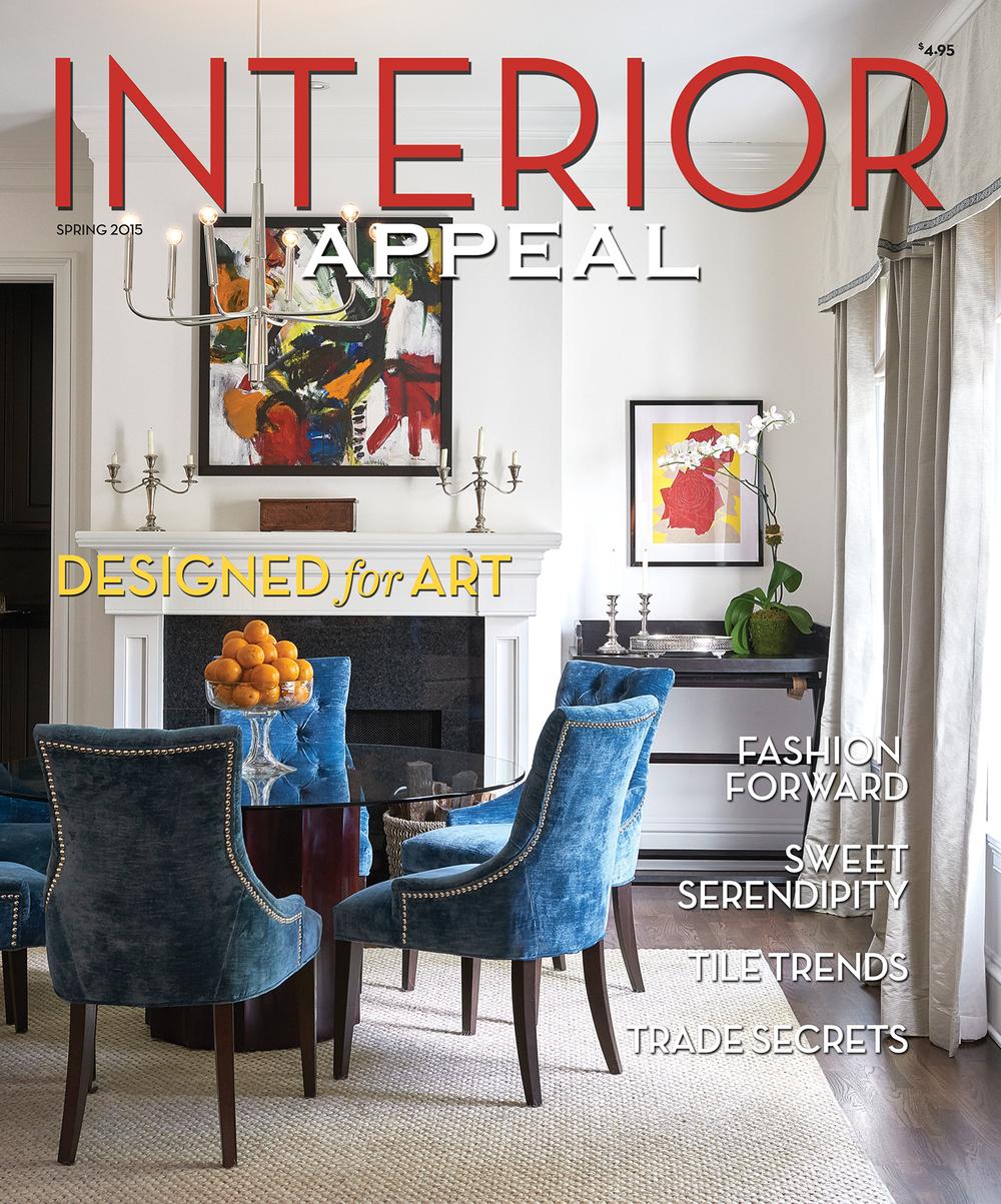 Interior Appeal | Spring 2015   Via Estrella Residence  (Pavo)