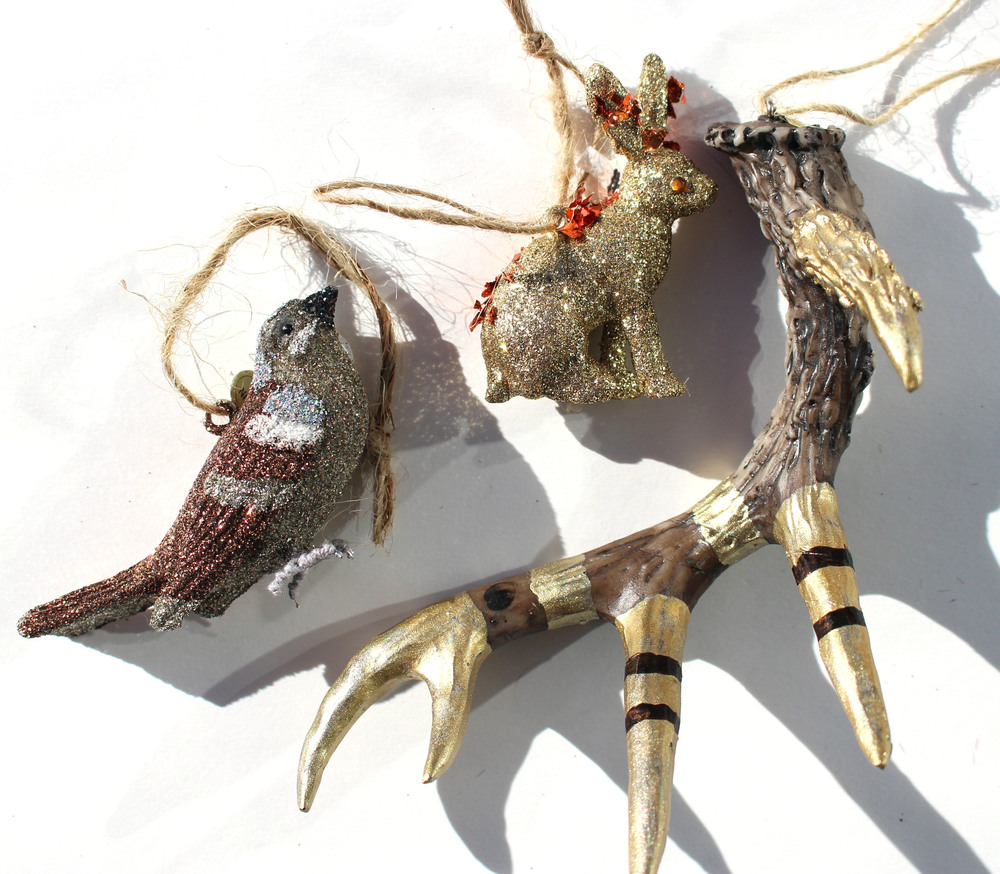 woodland-creatures-ornaments