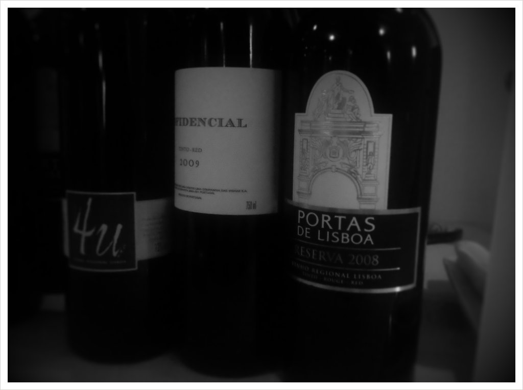 The red wines of Lisbon, Portugal   #WinesofLisbon   (Taken with  picplz .)