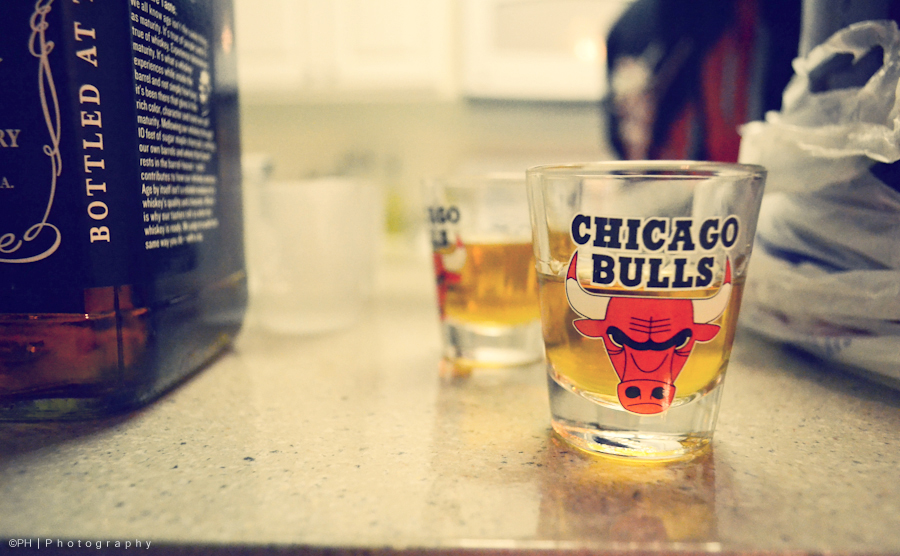 Chi-Town stand up! #DaBulls