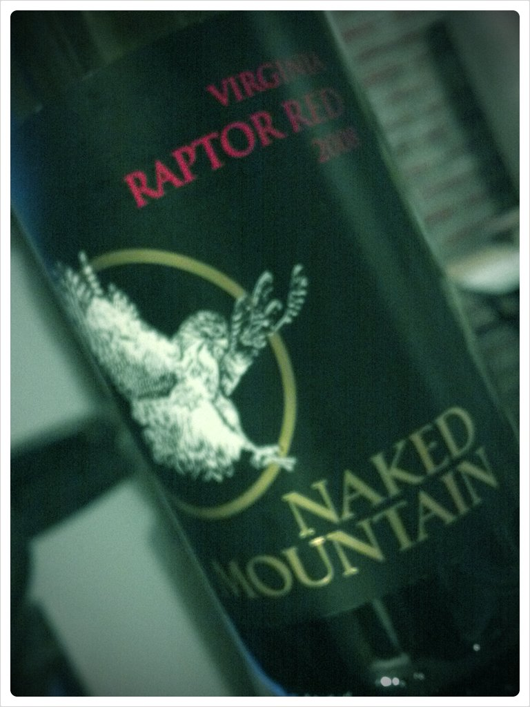 Finally, the winedown #vawine #drinkingnow (Taken with  picplz .)