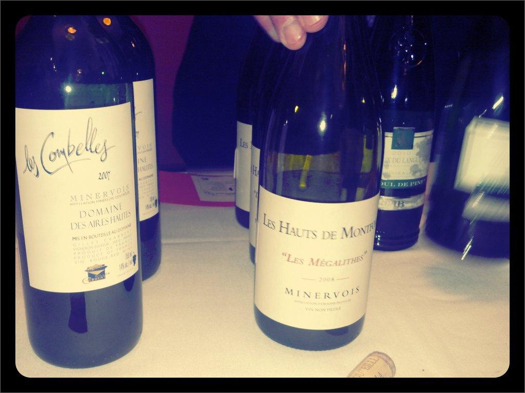 Wines of Languedoc (Taken with  picplz .)