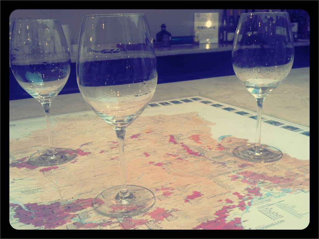 All done! #liquor (Taken with  picplz .)