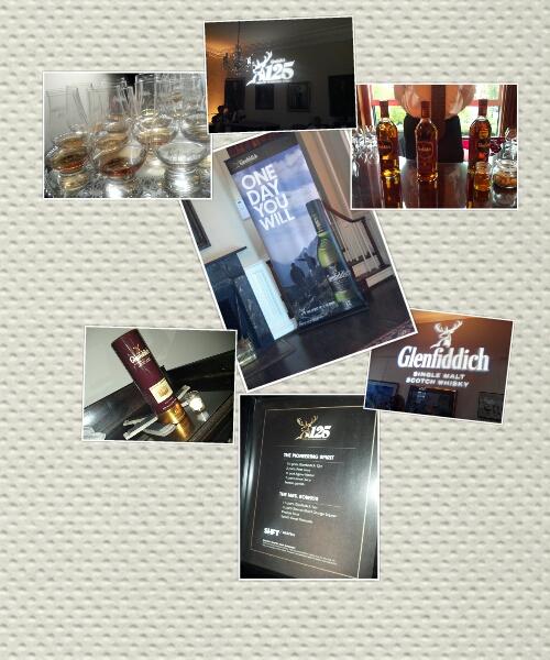 Glenfiddich Tasting    scotch #alcohol #cocktails