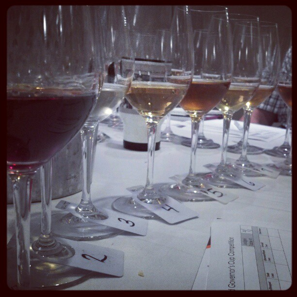 Mead #winejudging (Taken with  Instagram )
