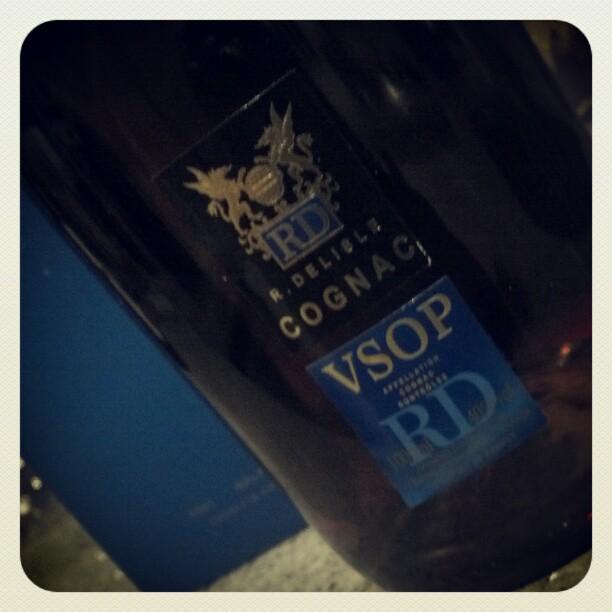 Nightcap #Cognac (Taken with  Instagram )