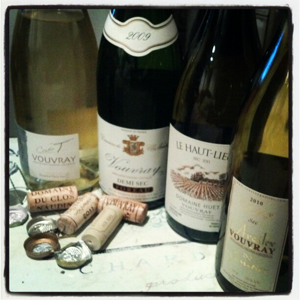 Let's go! Hurray Vouvray! #LoireValleyWine #vouvray