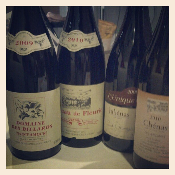 Holiday Cru Round Up #beaujolais