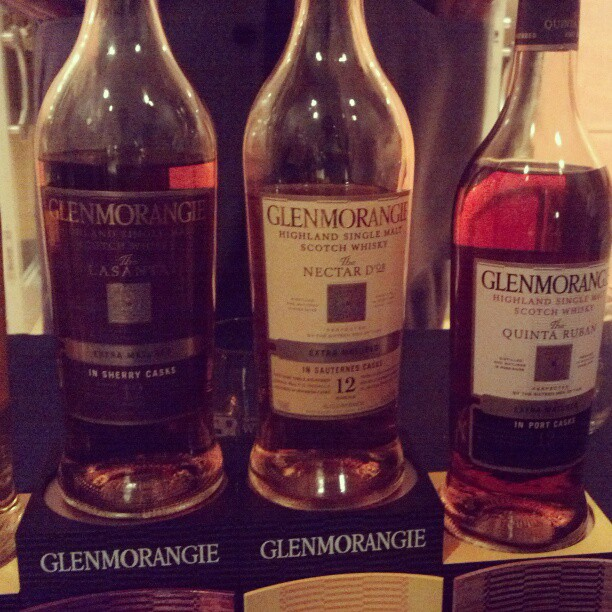 I am so happy right now!! #scotch #wineandfooddc