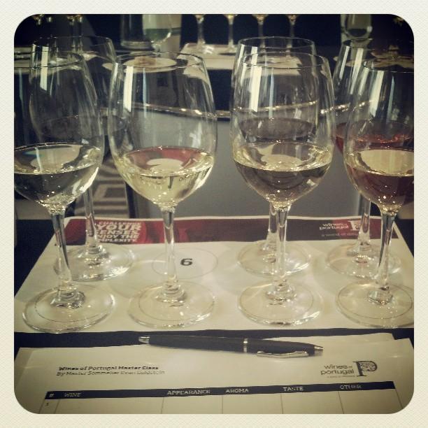 Challenge Your Senses #WinesofPortugal
