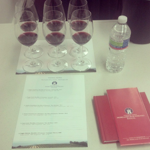Consorzio Tutela Morellino Di Scansano DOCG #italianwines #yepanotherone #winetasting