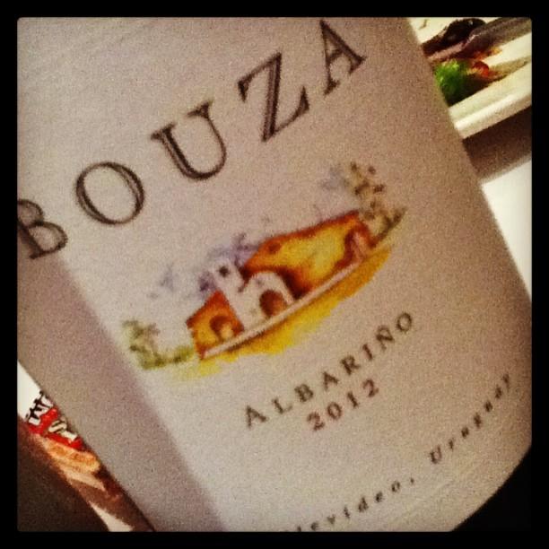This wine right here…. #wbc13 #winesofuruguay (at #WBC13 Wine Bloggers Conference)
