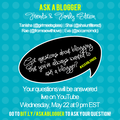 Got Questions?? Cool, I may have some answers :-) Please join me and my blogger friends this Wednesday!!    What to ask? Anything!! Well, maybe not any anything. But if you've always wanted to know about blogging, how to start, where to start, what should it be about, how to get over 'blogging blues' … go to the link about and ask away!!   I hope you join me! I'll have wine of course ;-)