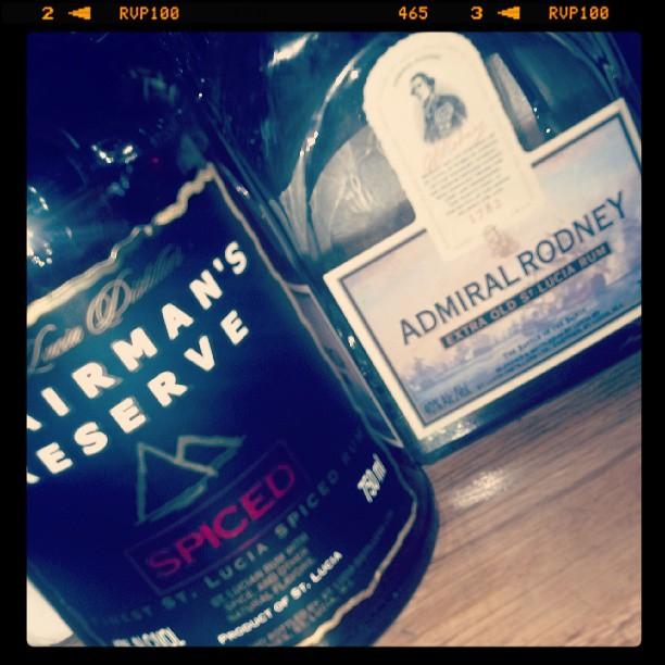 Ummmmm Rum #RumDayDC #ChairmansReserve
