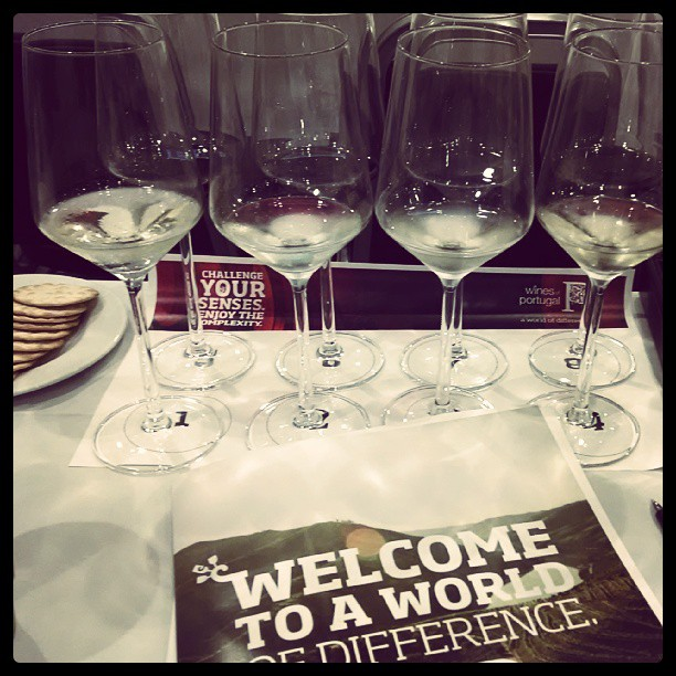 Good Morning!! Academia de Vinho - Advanced #WinesofPortugal (at The Liaison Capitol Hill, An Affinia Hotel)
