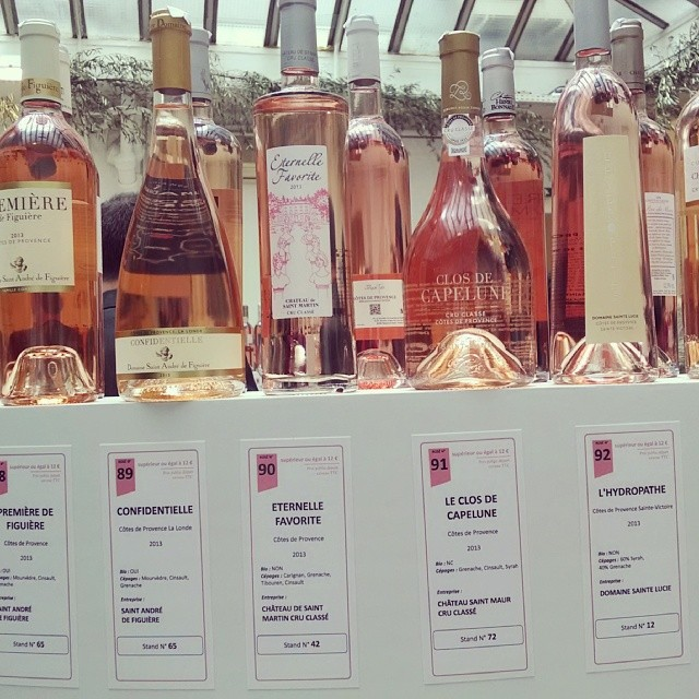 Nothing says spring like a trade tasting with Vin de Provence!! #rose #frenchwine #winetasting #winelover (at Atelier Richelieu)