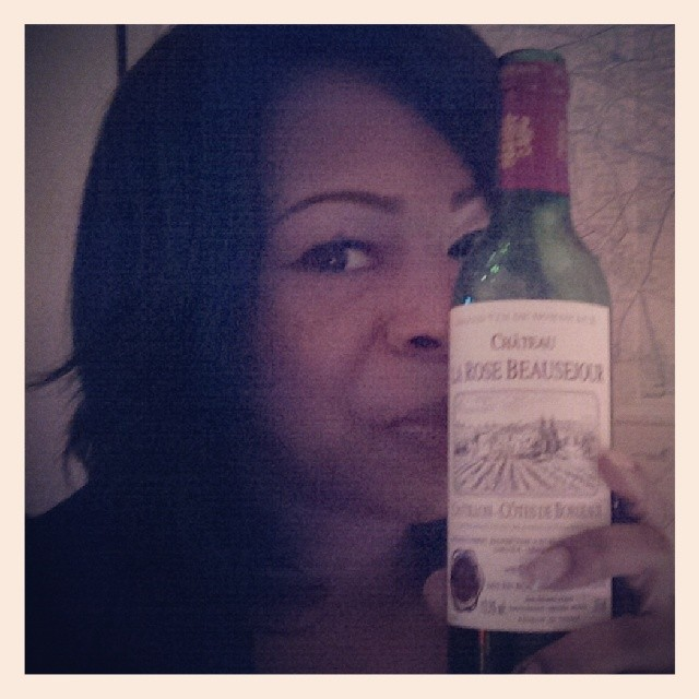 Me & My Valentine #neverfailedmeyet #myboo #redwineisjustfine 🍷