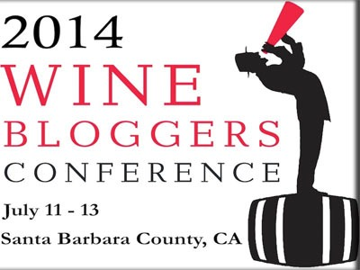 It's here, it's here!!! The 2014 Wine Bloggers Conference is finally here!! Starting today, I'll be hanging out, sipping and chatting it u with my fellow wine bloggers. This conference is such a fun time!!    My first one was last year in Penticton as I was a scholarship recipient. Well, I'm on a roll as I have again been awarded a scholarship to attend. YAY ME!! Anywho, watch this space (and twitter) for live tweeting, blog posts and videos from the conference.     I look forward to sharing this with you all!!