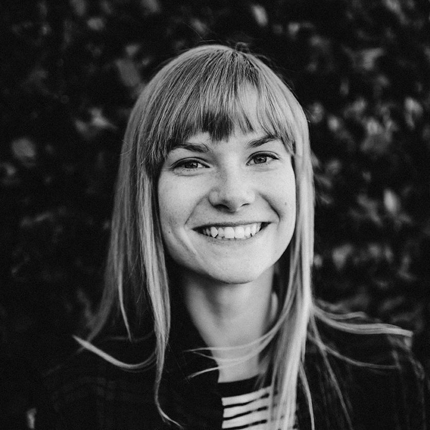 Aleisse Buck : Fiction Editor