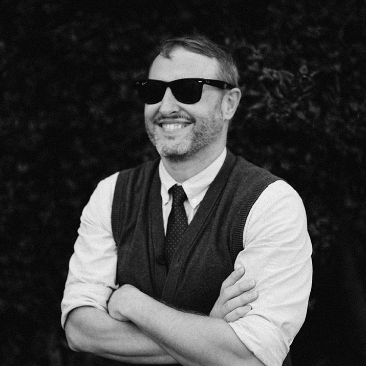 Tim Speaker : Creative Director
