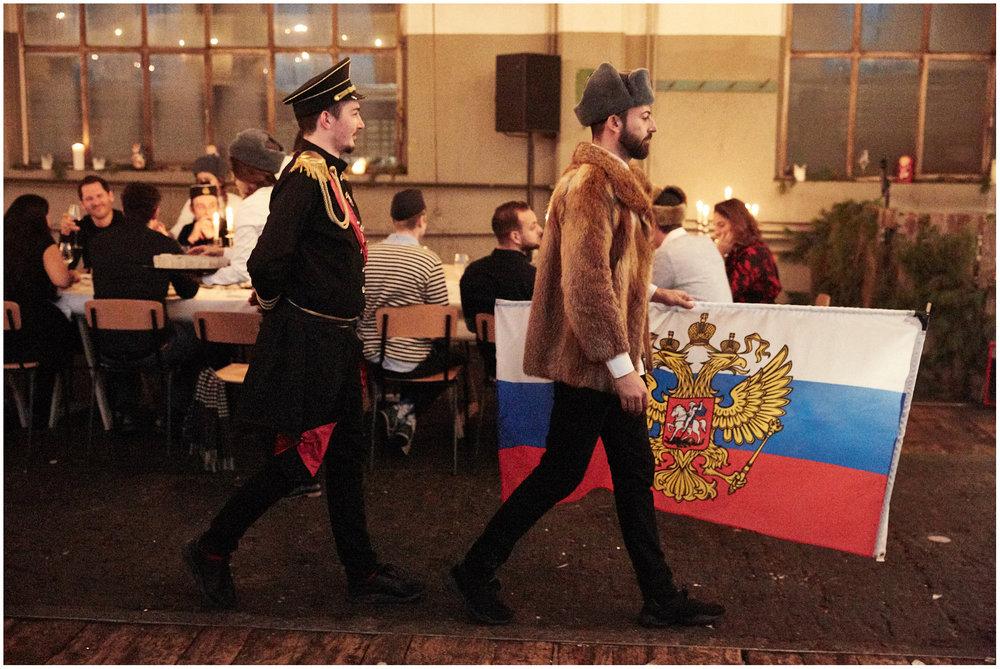 Russische       Weihnachten -