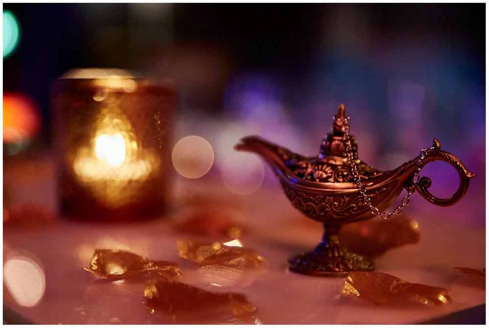 Oriental Night -