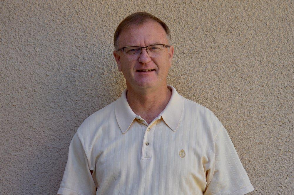 Ed Bush - Worship Leader