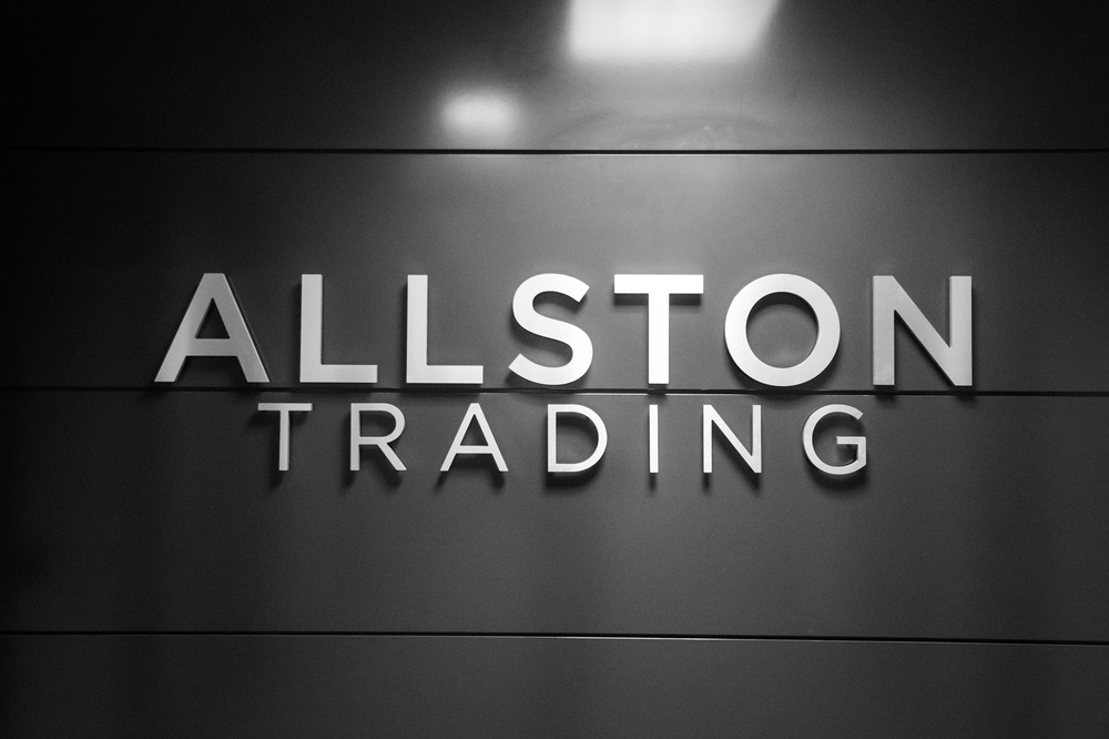Allston Trading sign