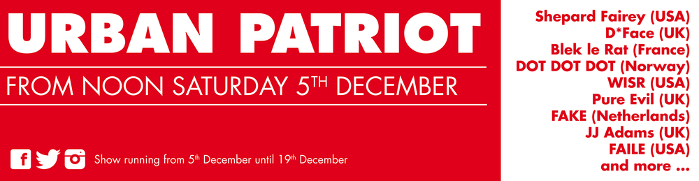 Urban Patriot Exhibition