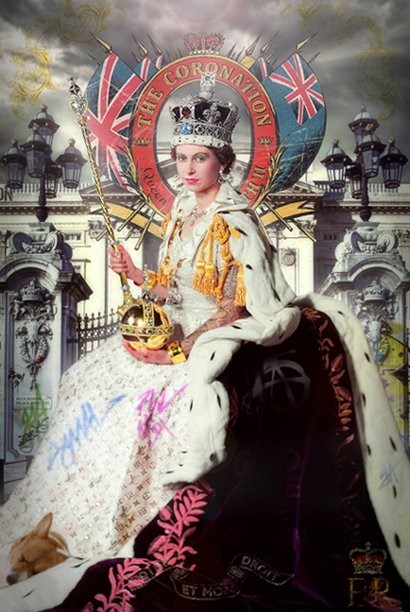 Queen Coronation by JJ Adams, released to commemorate HRH Queen Elizabeth II 90th birthday.