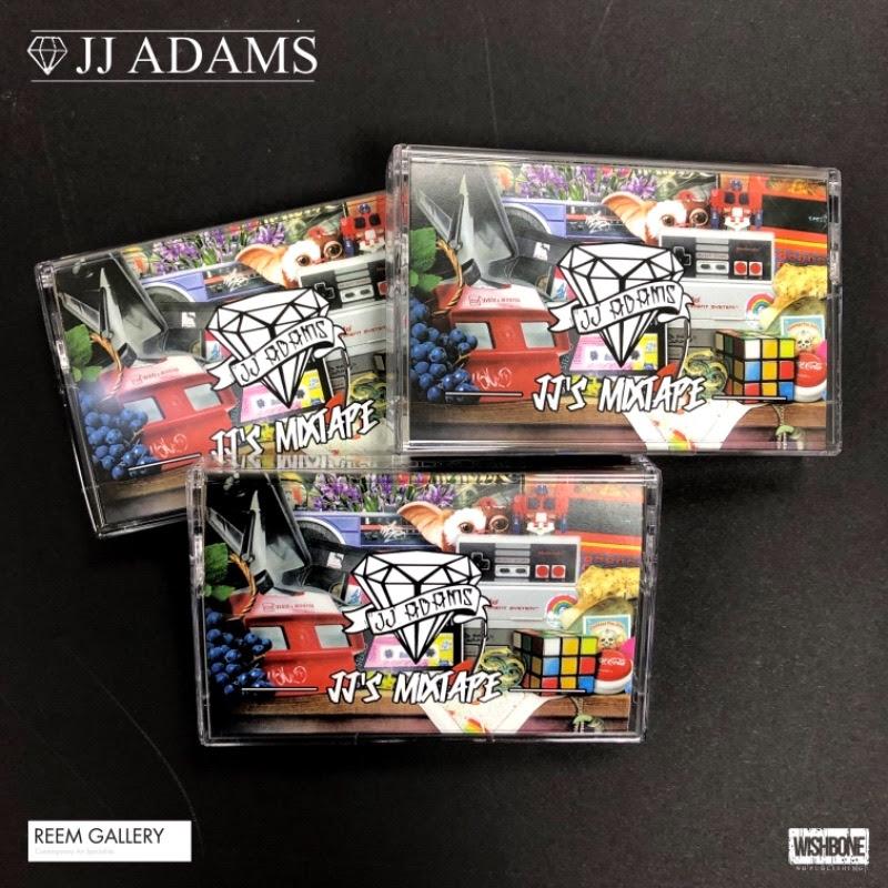Reem Gallery - JJ Adams mixtape