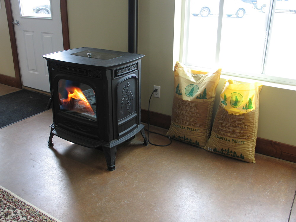 Your Pellet Stove