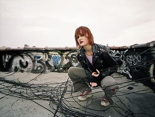 Photographer: C. Stephen Hurst  Makeup: Rika Matsui