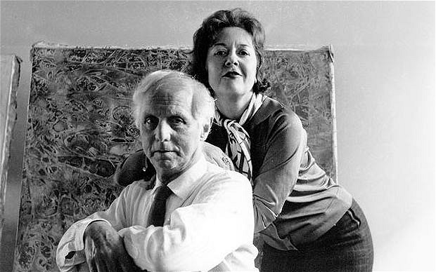 2. Max Ernst and Dorothea Tanning