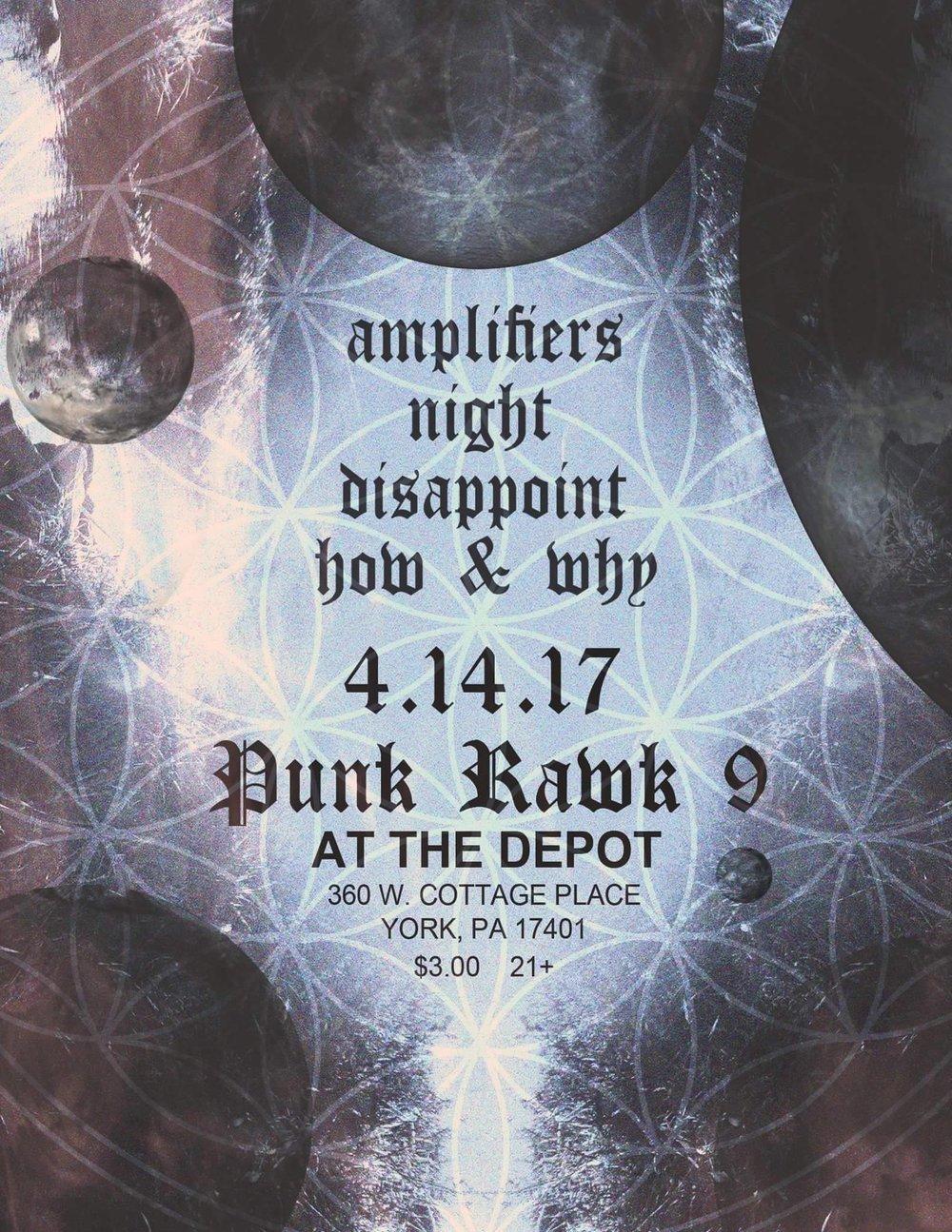 Punk Rawk 9